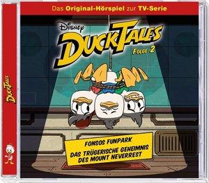 Disney / Ducktales 02: Der Jungbrunnen / Die Invasion