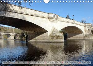 Über - Brücken (Wandkalender 2019 DIN A4 quer)