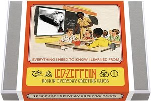 Everything I Need to Know I Learned from Led Zeppelin - Boxed Ca