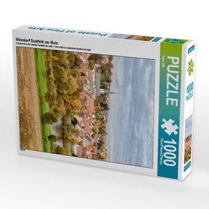 Ein Motiv aus dem Kalender Sulzfeld am Main 1000 Teile Puzzle ho