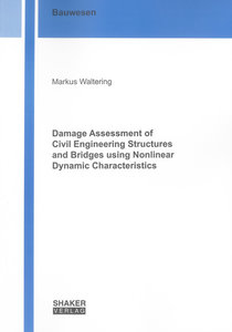 Damage Assessment of Civil Engineering Structures and Bridges us