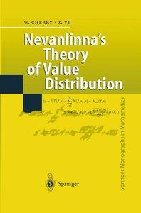 Nevanlinna's Theory of Value Distribution