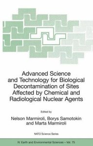 Advanced Science and Technology for Biological Decontamination o