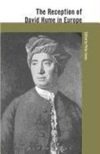 The Reception of David Hume In Europe