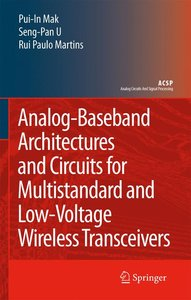 Analog-Baseband Architectures and Circuits for Multistandard and