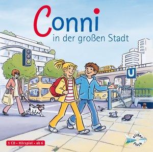 Meine Freundin Conni. Conni in der großen Stadt