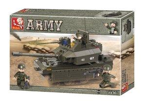 Sluban ARMY M38-B0287 - Panzer IV, 219 Teile