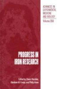 Progress in Iron Research