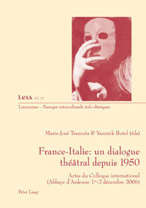France-Italie : un dialogue théâtral depuis 1950