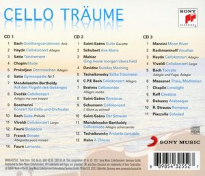 Cello-Träume