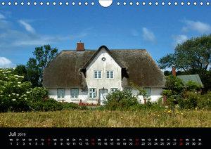 Amrum, Perle der Nordsee (Wandkalender 2019 DIN A4 quer)
