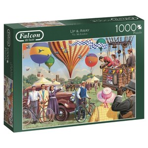 Up & Away - 1000 Teile Puzzle