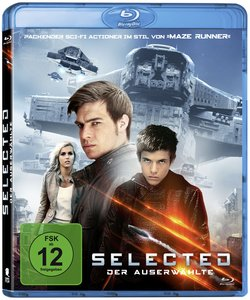 Selected - Der Auserwählte, 1 Blu-ray