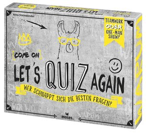 (Come on) Let\'s quiz again