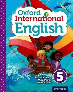 Oxford International Primary English Student Book. Vol.5