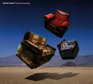 Three Piece Suite (5.1 & 2.0 Steven Wilson Mix)