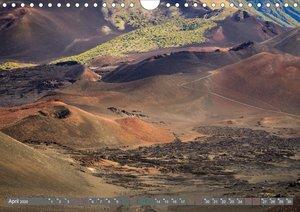 Haleakala - Der größte Vulkankrater der Welt