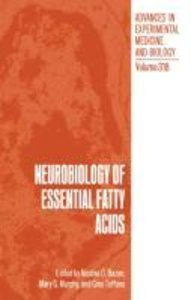 Neurobiology of Essential Fatty Acids
