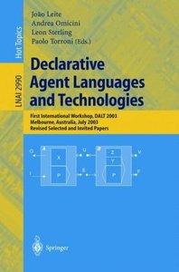 Declarative Agent Languages and Technologies