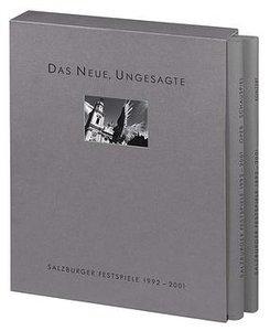 Salzburger Festspiele 1992 - 2001