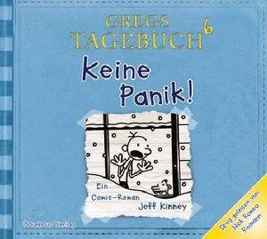 Gregs Tagebuch 06. Keine Panik!