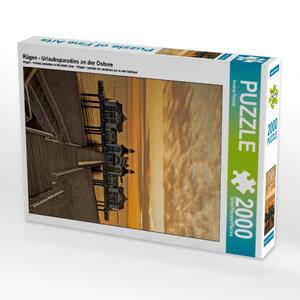 CALVENDO Puzzle Rügen - Urlaubsparadies an der Ostsee 2000 Teile