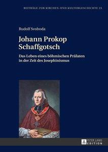 Johann Prokop Schaffgotsch