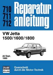 VW Jetta 1500 / 1600 / 1800 ab September 1980