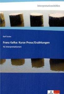 Interpretationshilfen Kafka: Erzählungen