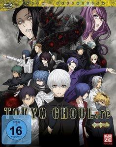 Tokyo Ghoul:re (3.Staffel) - Blu-ray 5 mit Sammelschuber (Limite