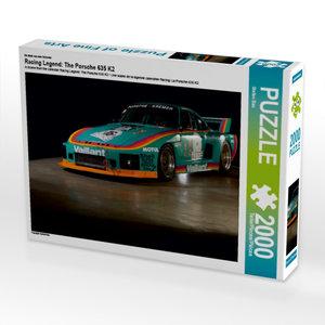 CALVENDO Puzzle Racing Legend: The Porsche 635 K2 2000 Teile Leg