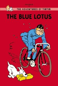 The Adventures of Tintin 04. The Blue Lotus