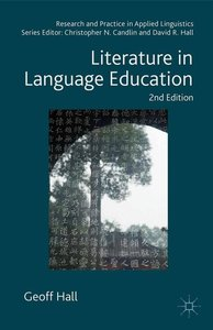 Literature in Language Education