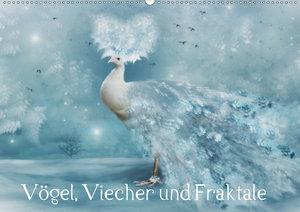 Vögel, Viecher und Fraktale
