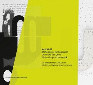 Magahonny Songspiel/Chansons Des