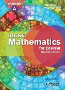 IGCSE Mathematics for Edexcel