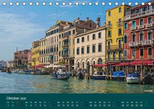 Italienische Momente (Tischkalender 2020 DIN A5 quer)
