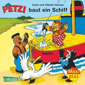 Maxi-Pixi Nr. 135: VE 5 Petzi baut ein Schiff