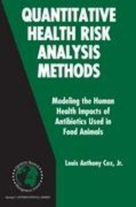 Quantitative Health Risk Analysis Methods