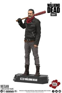 The Walking Dead: Negan - TV Version Color Tops Actionfigur (18c