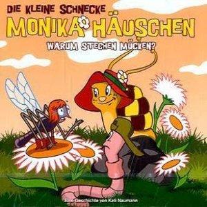 Die kleine Schnecke Monika Häuschen 12. Warum stechen Mücken?