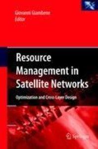 Resource Management in Satellite Networks