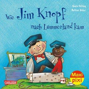 Maxi-Pixi Nr. 268: VE 5 Wie Jim Knopf nach Lummerland kam