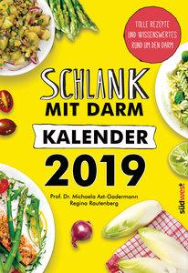 Schlank mit Darm Kalender 2019 Wandkalender