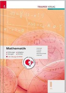 Mathematik II HTL, mit Übungs-CD-ROM