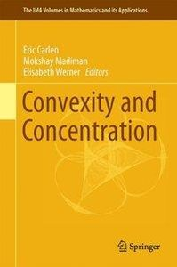 Convexity and Concentration