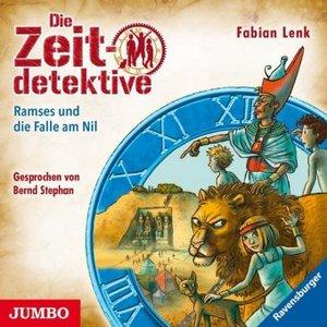 Die Zeitdetektive. Ramses und die Falle am Nil
