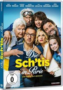 Die Sch\'tis in Paris - Eine Familie auf Abwegen, 1 DVD