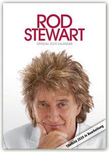 Rod Stewart 2020 - A3 Format Posterkalender