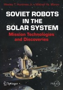 Soviets Robots in the Solar System